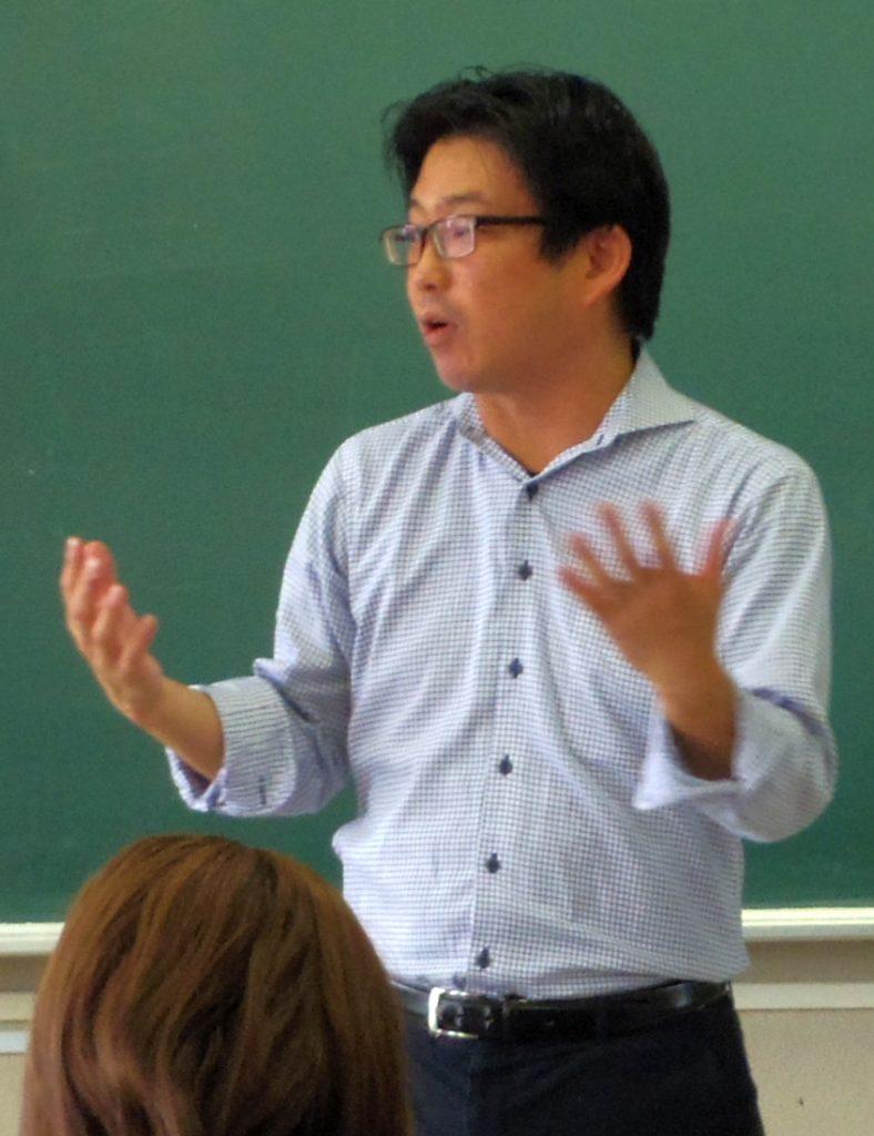 宮崎三喜男先生
