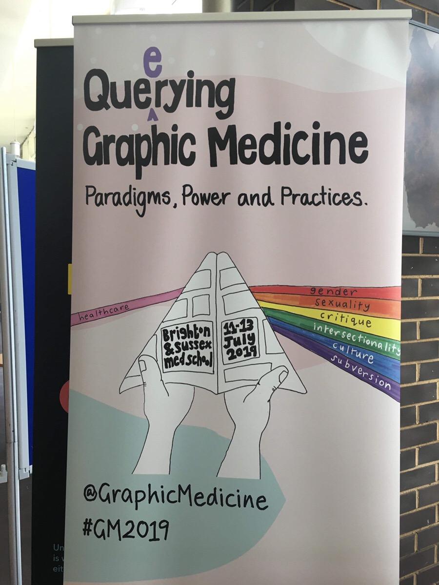 Queerying Graphic Medicine