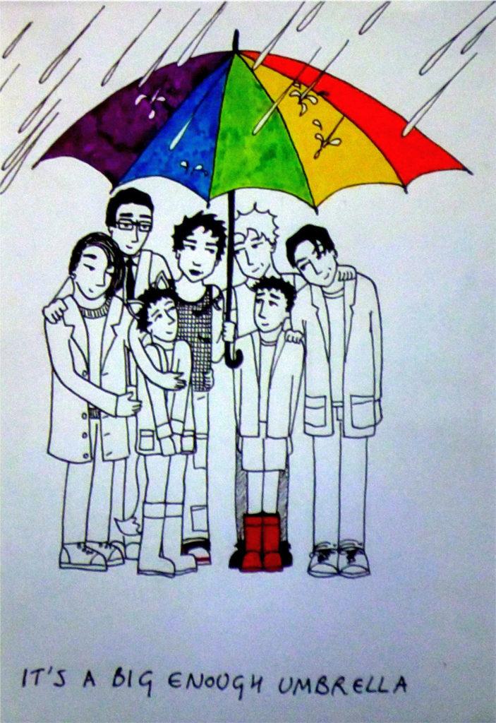 多様性の傘